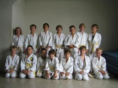 Judo Giants Ibbenbüren 1969 e.V., Ibbenbüren - 2. Gürtelprüfung ...